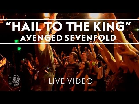 Avenged Sevenfold - Hail to the King [KROQ Fright Night Live]