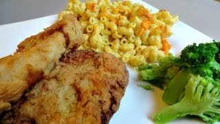 How To Make Vegan Fried Chicken | Vegan Junk Food Recipe