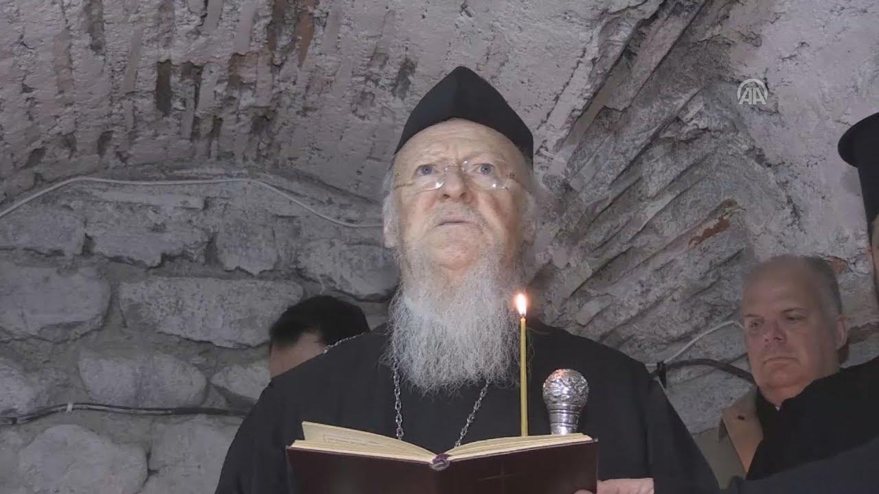 Στην φυλακή της Αγίας Βαρβάρας ο Οικουμενικός  Πατριάρχης