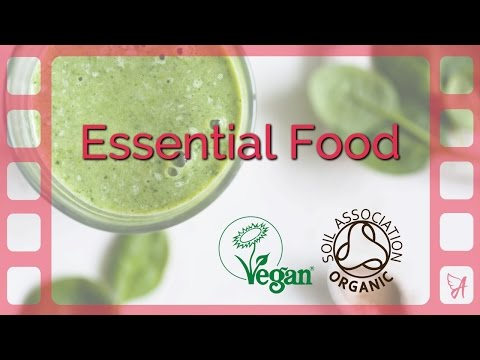 All in one Vegan Green Superfood Shake | for the Ageless