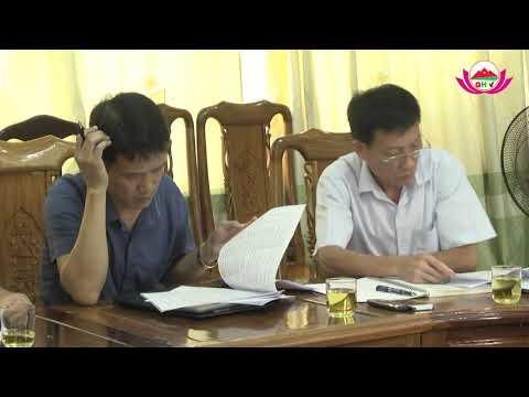 Họp chuẩn bị tổ chức buổi gặp mặt ngày Doanh nhân Việt Nam