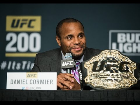 UFC 210: Post-fight Press Conference