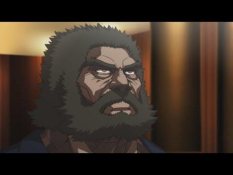 KUROKI GENSAI    KENGAN ASHURA
