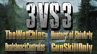 What's going on everyone and welcome to the next set of games for the 3v3 Round 1. In this video we have...