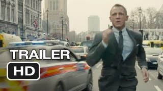 Nonton Skyfall Official Trailer  2  2012    James Bond Movie Hd Film Subtitle Indonesia Streaming Movie Download