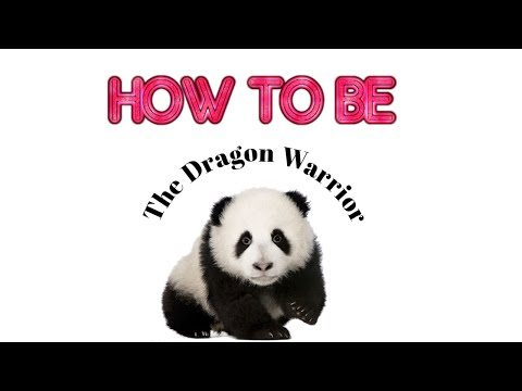 how to be the DRAGON WARRIOR | Kung Fu Panda 3 (13+)