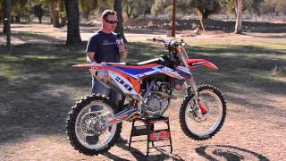6. Ride Engineering 2014 KTM 450 SX-F