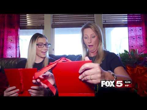 FOX5 Surprise Squad: Las Vegas Survivor's Way of Coping Grabs Attention of Ellen Degeneres & Squad!