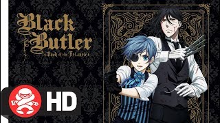 Nonton Black Butler  Book Of The Atlantic   Official Trailer Film Subtitle Indonesia Streaming Movie Download