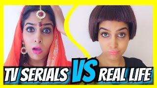Video Indian TV Serials VS. Real Life | #AnishaTalks MP3, 3GP, MP4, WEBM, AVI, FLV Maret 2019