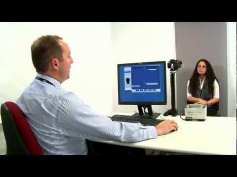Biometrics collection at Australian Visa Application Centres