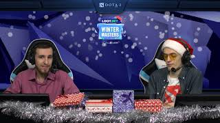 (RU) LOOT.BET Winter masters | Team Empire Faith vs Pavaga Gaming | map 1 | @Mr_Zais & @MrDoublD