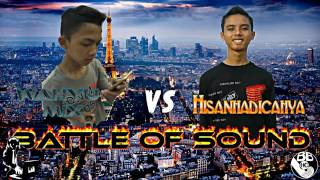 BATTLE OF SOUND 2017  New Breakbeat Hardcore  Req Hisanhadicahya VS Wahyu Mix