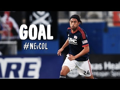 Video: GOAL: Lee Nguyen's shot rattles in off Drew Moor