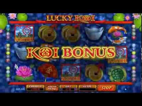 M88 Lucky Koi Slots