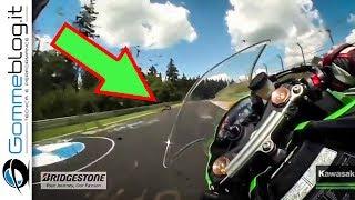 Video Nürburgring RECORD - Kawasaki Ninja ZX10R TOP SPEED at the Nurburgring MP3, 3GP, MP4, WEBM, AVI, FLV Agustus 2019