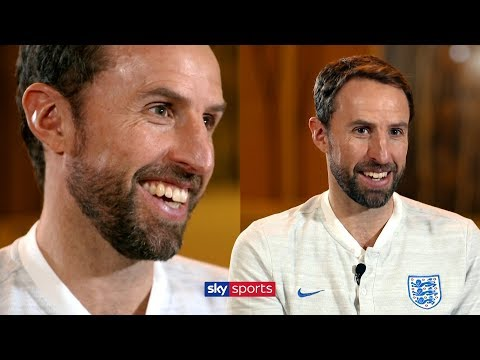 Gareth Southgate finds it 'bizarre' being so popular | Exclusive Interview