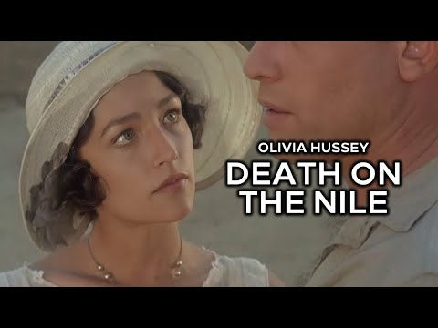 Olivia Hussey in Death on the Nile (1978) - (Clip 1/4)