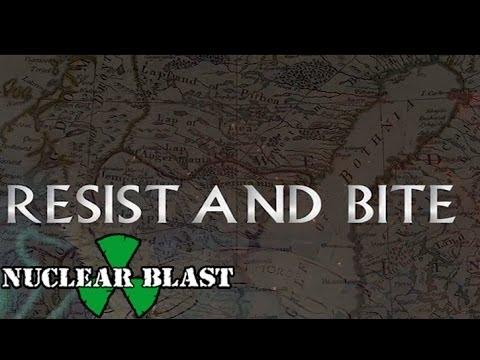 Tekst piosenki Sabaton - Resist and bite po polsku
