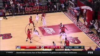 Ky Howard NCAA1 Highlights 2016'