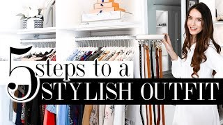 Video 5 Steps To A STYLISH Outfit (works every time) MP3, 3GP, MP4, WEBM, AVI, FLV Juli 2019