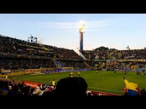 Video - Rosario Central Recibimiento - Los Guerreros - Rosario Central - Argentina