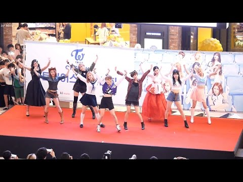 Video 160514 트와이스 (TWICE) Cheer Up MV의상 (치어 업) [전체] 직캠 Fancam (트와이스팬사인회 여의도IFC몰) by Mera download in MP3, 3GP, MP4, WEBM, AVI, FLV January 2017