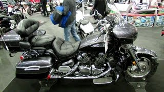 6. 2013 Yamaha Royal Star Venture S - Walkaround - 2013 Montreal Motorcycle Show