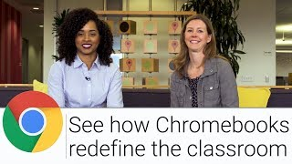 Chromebooks Redefine Learning in the Classroom | The G Suite Show