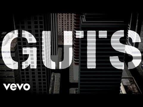 Eminem - Guts Over Fear ft. Sia (lyric vidéo)