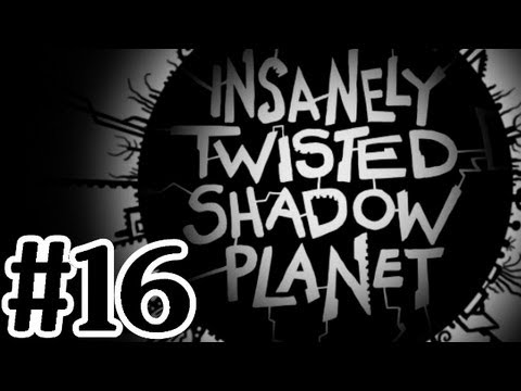 Insanely Twisted Shadow Planet Walkthrough Part 16 Ice Zone - Xbox 360 Gameplay