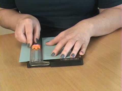 Paper Trimmer Tips