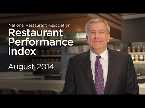 Restaurant Industry Update - August 2014