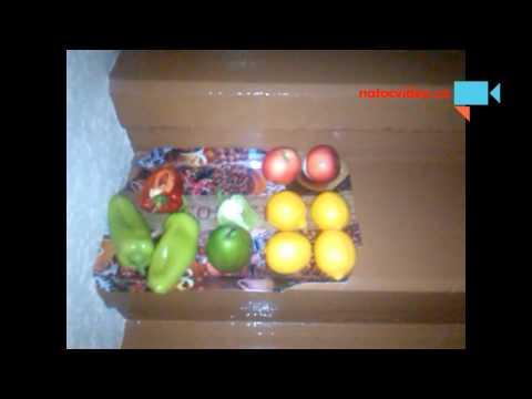 Ovoce na chodbě
