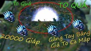 Với Video lần này, chúng ta cùng đến với khoảnh khắc Nasus 20000 Giáp cầm Găng Tay Băng Giá làm chậm toàn bản đồ và rất nhiều khoảnh khắc LMHT vô cùng hài hư...