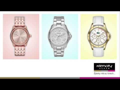 Klenoty Aurum: Letné hodinky