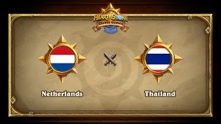 NLD vs THA, game 1