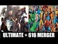 Marvel Merging 616 & Ultimate Universe (Secret Wars 2015)