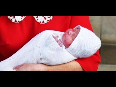 Royaler Nachwuchs: Kleiner britischer Prinz heißt L ...