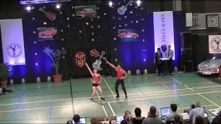 Laura Zellhuber & Patrick Jobst - Via Claudia Cup 2013