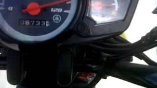 5. BWS o ZUMA 125 a +120 km/h TOP SPEED