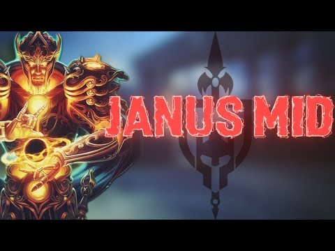 Twitch - JANUS MID: MY BIG ORANGE BALLS - Incon - Smite