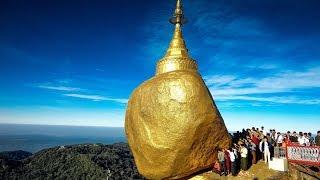 Kyaikhtiyo Myanmar  city photo : [TST TOURIST]Chùa đá vàng Kyaikhtiyo độc đáo ở Myanmar