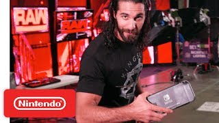 WWE 2K18 is coming to Nintendo Switch this fall! Featuring cover Superstar Seth Rollins, WWE 2K18 promises to bring you closer to the ring than ever before with hard-hitting action, stunning graphics, drama, excitement, new game modes, additional match types, deep creation capabilities, and everything you've come to love from WWE 2K.Learn more about WWE 2K18! https://goo.gl/RLdxAP#NintendoSwitch #WWE2k18Subscribe for more Nintendo fun! https://goo.gl/09xFdPVisit Nintendo.com for all the latest! http://www.nintendo.com/Like Nintendo on Facebook: http://www.facebook.com/NintendoFollow us on Twitter: http://twitter.com/NintendoAmericaFollow us on Instagram: http://instagram.com/NintendoFollow us on Pinterest: http://pinterest.com/NintendoFollow us on Google+: http://google.com/+Nintendo