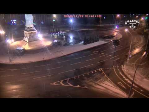 Минского дрифтера осудили на 3 года