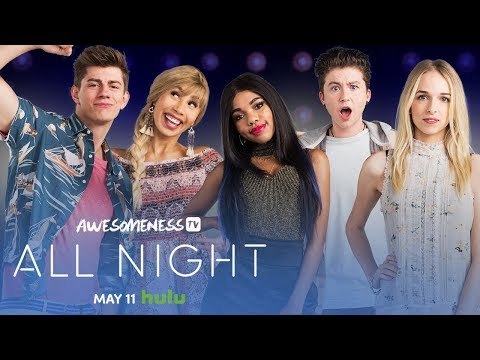 All Night Official Trailer   ALL EPISODES STREAMING ON HULU NOW