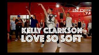 Video Kelly Clarkson - Love So Soft   Hamilton Evans Choreography MP3, 3GP, MP4, WEBM, AVI, FLV April 2018