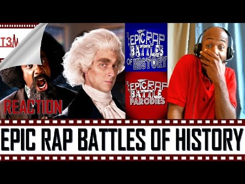 Video Frederick Douglass vs Thomas Jefferson Epic Rap Battles of History REACTION download in MP3, 3GP, MP4, WEBM, AVI, FLV January 2017