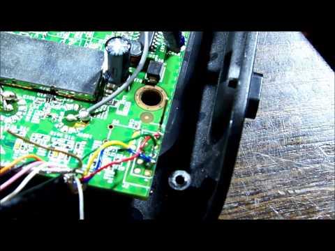 Belkin F5D8236 no boot diagnosis