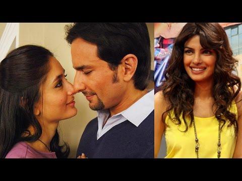 Bollywood News in 1 minute – Priyanka Chopra, Kareena Kapoor, Saif Ali Khan
